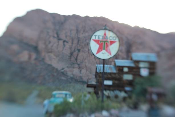 Coming up the long awaited ghost mines of Southern Nevada