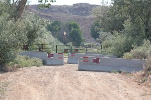 Skinwalker Ranch Front Gate
