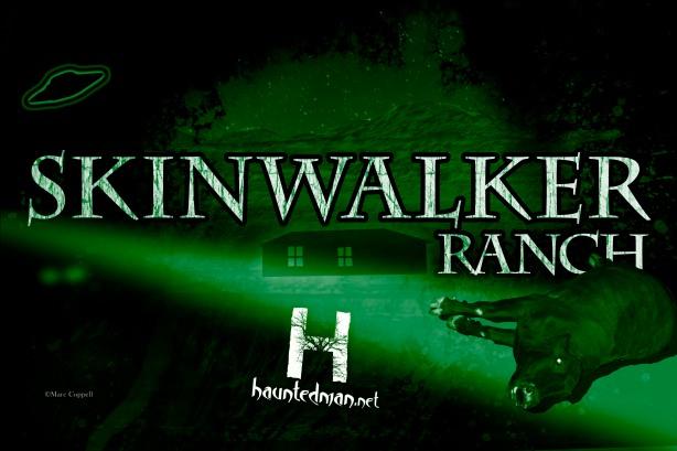 Skinwalker Ranch Utah Map.Skinwalker Ranch Night Investigations Haunted Man